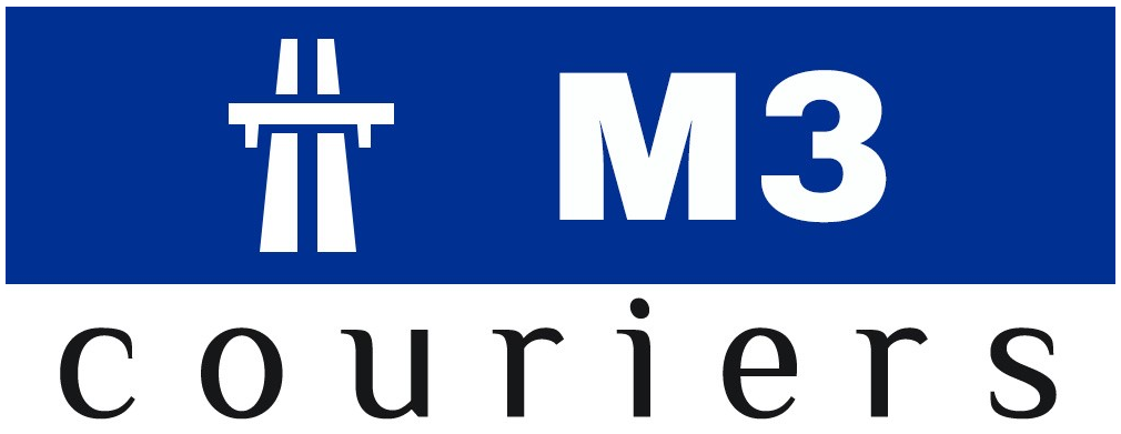 m3couriers logo